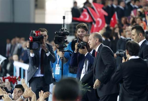AK Parti 1. Olağanüstü Kongresi 88