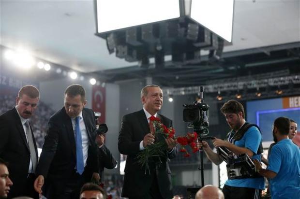 AK Parti 1. Olağanüstü Kongresi 91