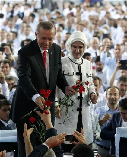 AK Parti 1. Olağanüstü Kongresi 92