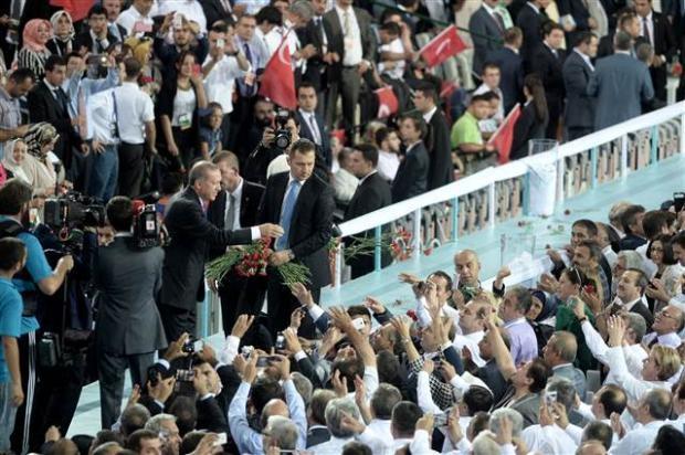 AK Parti 1. Olağanüstü Kongresi 94