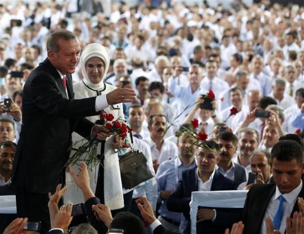 AK Parti 1. Olağanüstü Kongresi 95