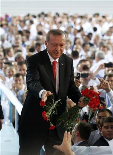 AK Parti 1. Olağanüstü Kongresi 96