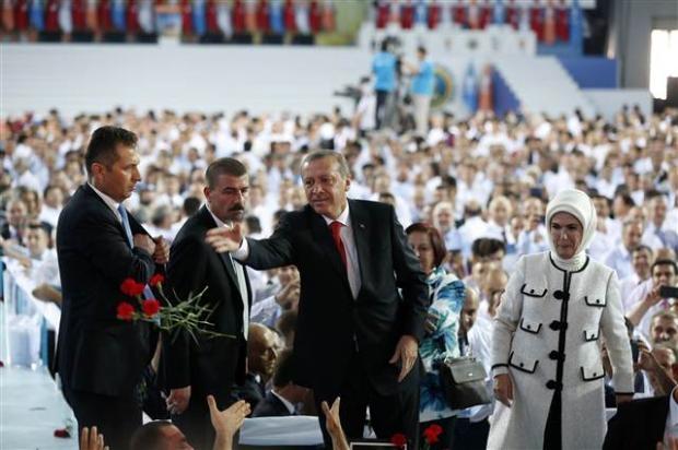 AK Parti 1. Olağanüstü Kongresi 97