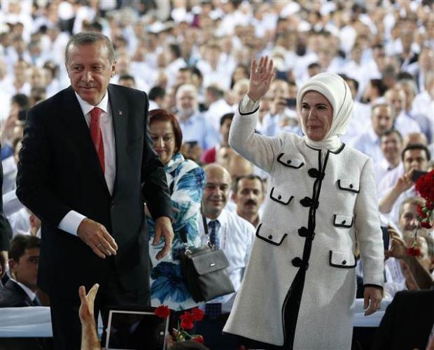 AK Parti 1. Olağanüstü Kongresi 98