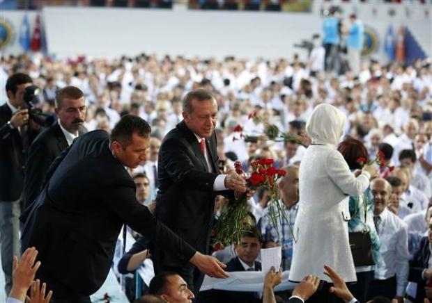 AK Parti 1. Olağanüstü Kongresi 99