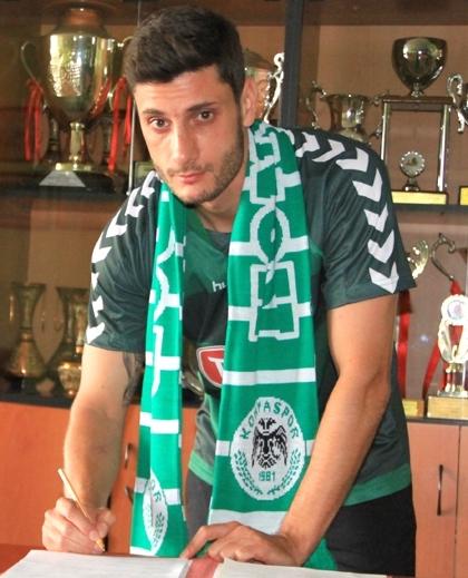 Torku Konyaspor'da Forma Numaraları 14