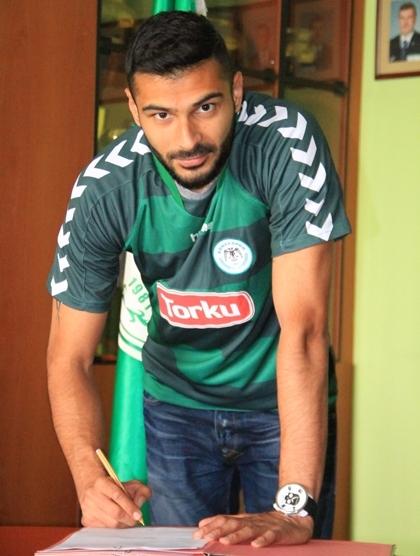 Torku Konyaspor'da Forma Numaraları 2