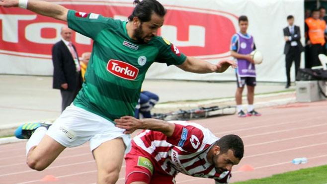 Torku Konyaspor'da Forma Numaraları 3