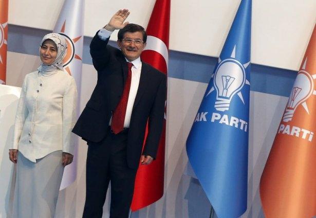 Davutoğlu'nu gözyaşlarıyla izlediler 14
