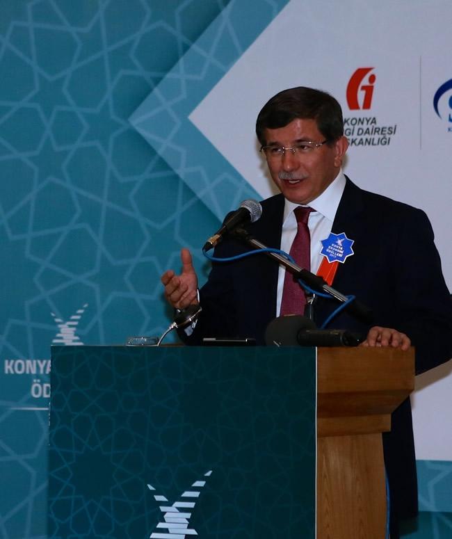 Dışişleri Bakanı Konya'da 1