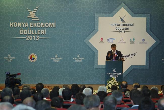 Dışişleri Bakanı Konya'da 2