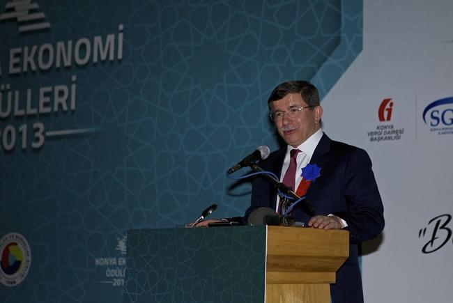 Dışişleri Bakanı Konya'da 3