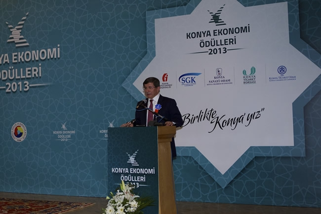 Dışişleri Bakanı Konya'da 5