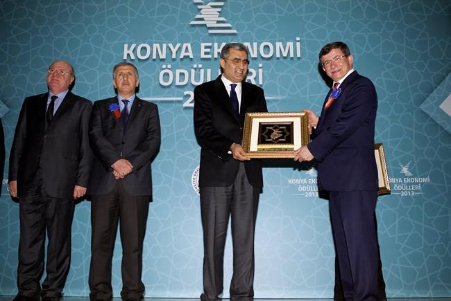 Dışişleri Bakanı Konya'da 7