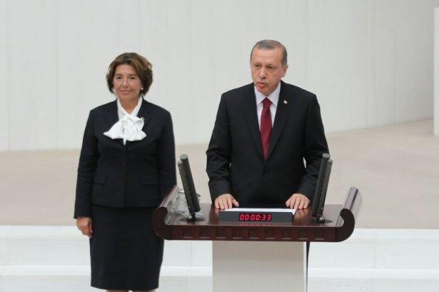 Cumhurun reisi Erdoğan yemin etti 17