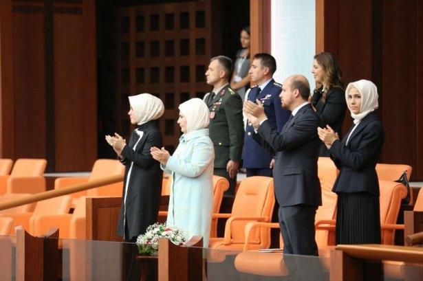 Cumhurun reisi Erdoğan yemin etti 2