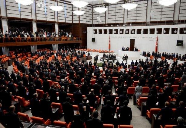 Cumhurun reisi Erdoğan yemin etti 20