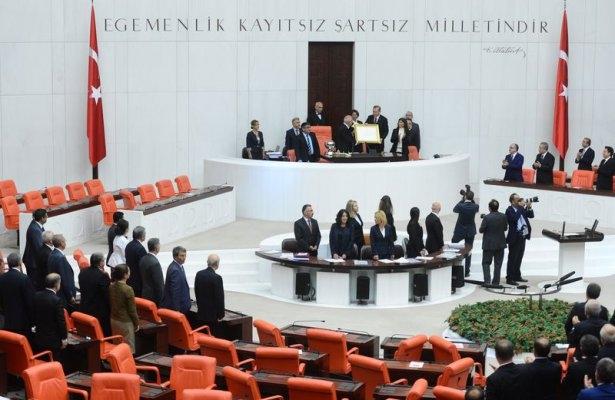 Cumhurun reisi Erdoğan yemin etti 3