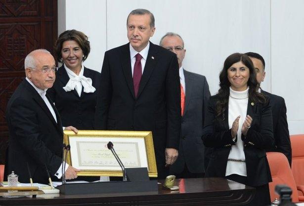 Cumhurun reisi Erdoğan yemin etti 4