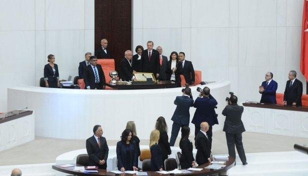 Cumhurun reisi Erdoğan yemin etti 6