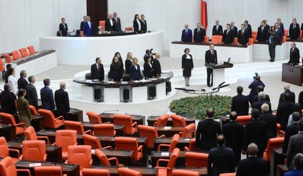 Cumhurun reisi Erdoğan yemin etti 8