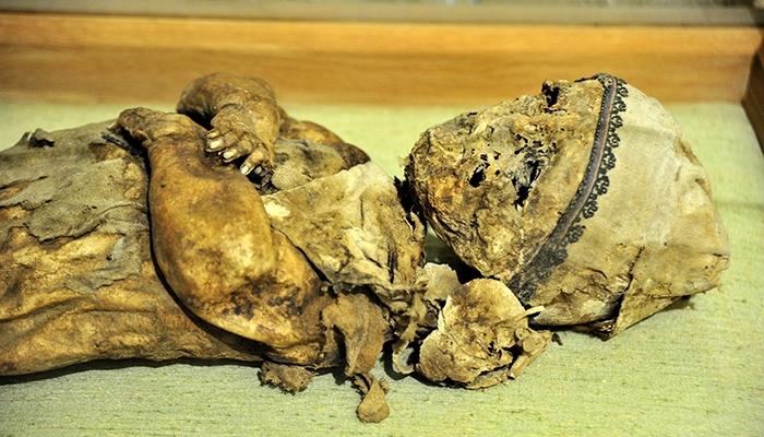 Anadolu'nun mumyaları 28