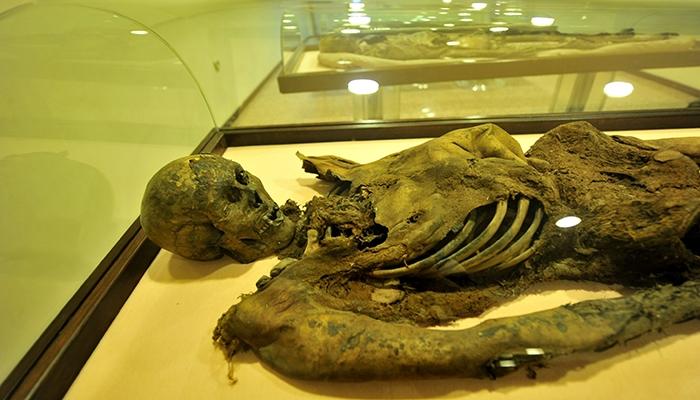 Anadolu'nun mumyaları 40