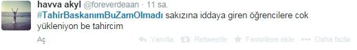 Ulaşım zammına twitter'dan tepki 34