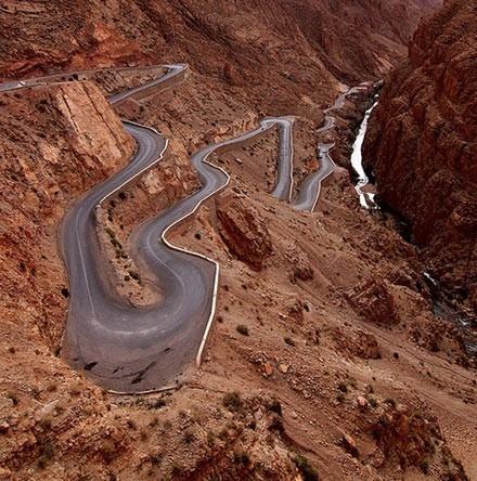 Dünyanın en ilginç yolları 40