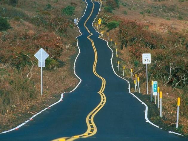 Dünyanın en ilginç yolları 50