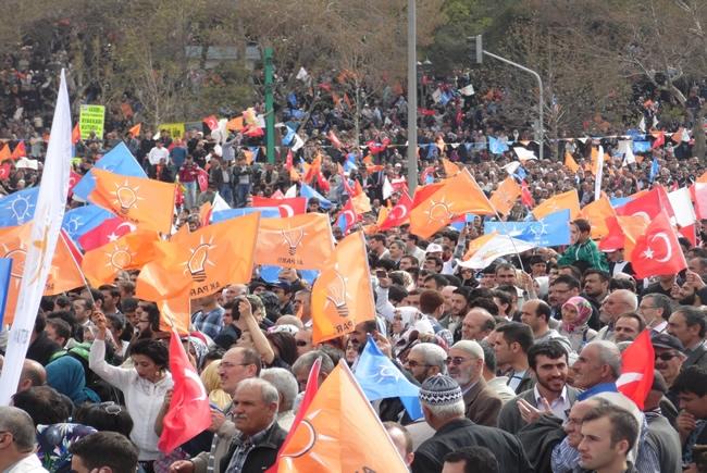 AK Parti Konya Mitingi 10