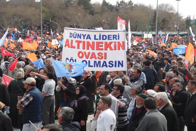 AK Parti Konya Mitingi 11