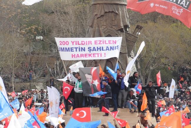 AK Parti Konya Mitingi 12