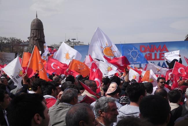 AK Parti Konya Mitingi 2
