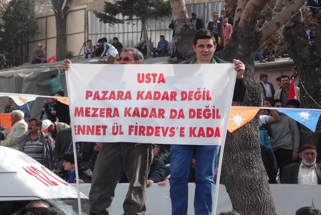 AK Parti Konya Mitingi 3