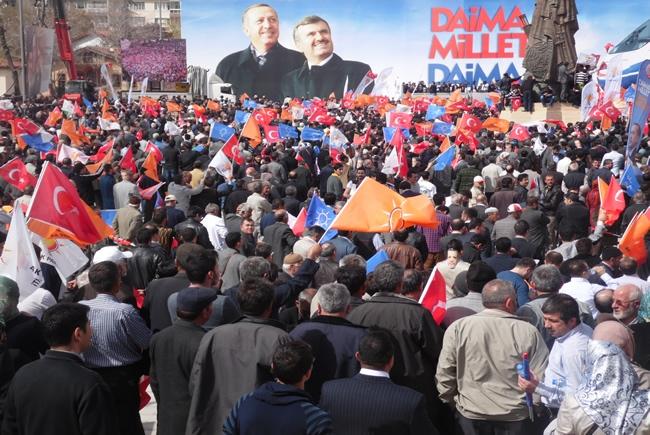 AK Parti Konya Mitingi 4