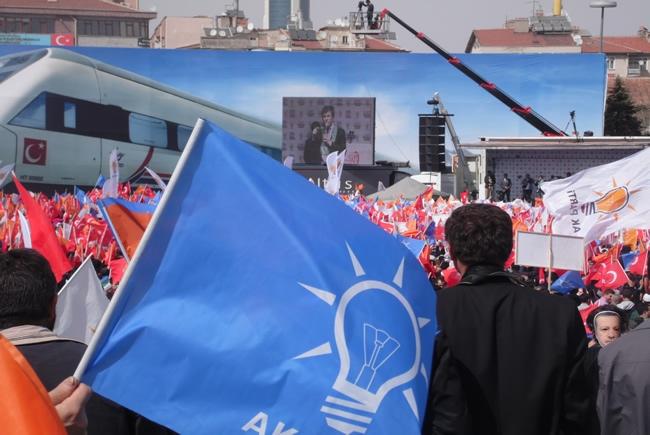 AK Parti Konya Mitingi 5