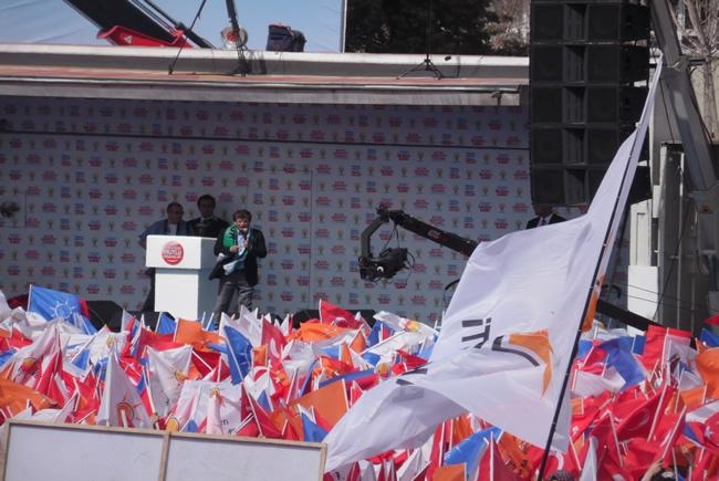 AK Parti Konya Mitingi 6