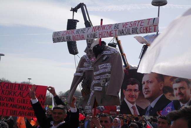 AK Parti Konya Mitingi 7