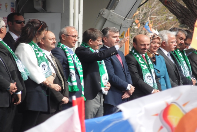 AK Parti Konya Mitingi 8