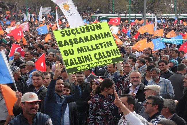 AK Parti Konya Mitingi 9