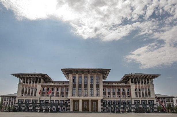 Cumhurbaşkanı Erdoğan burada kalacak 36