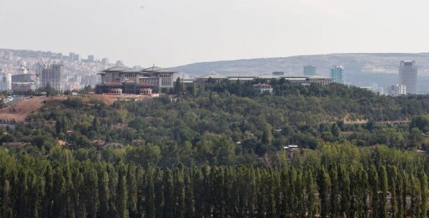 Cumhurbaşkanı Erdoğan burada kalacak 4