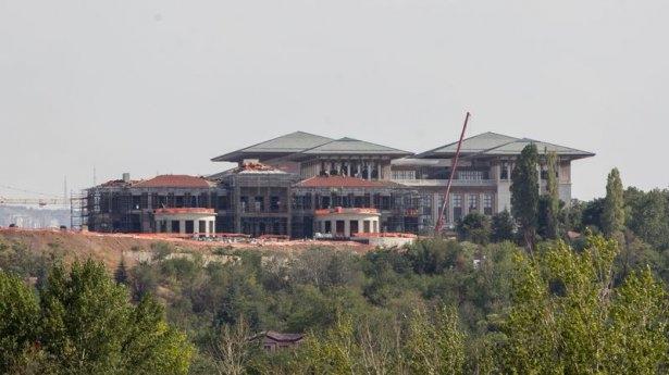 Cumhurbaşkanı Erdoğan burada kalacak 7