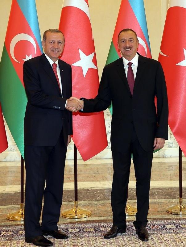 Erdoğan'ın ziyareti Azerbaycan basınında 10