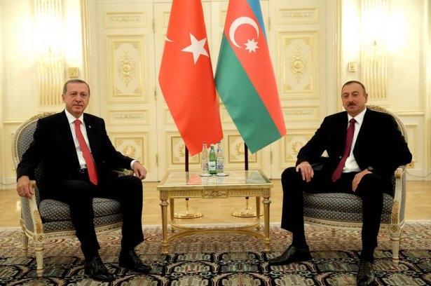 Erdoğan'ın ziyareti Azerbaycan basınında 11