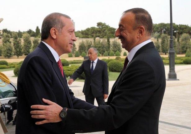 Erdoğan'ın ziyareti Azerbaycan basınında 14