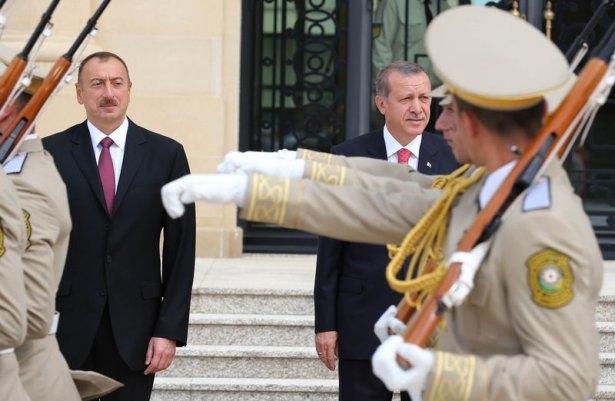 Erdoğan'ın ziyareti Azerbaycan basınında 16