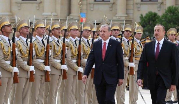 Erdoğan'ın ziyareti Azerbaycan basınında 19