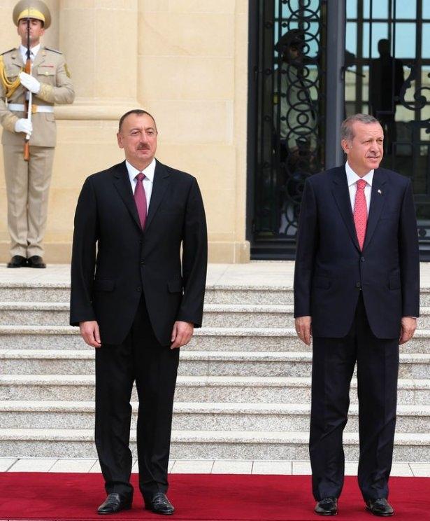 Erdoğan'ın ziyareti Azerbaycan basınında 20